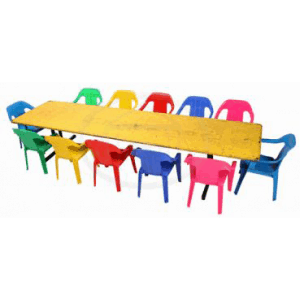 Children's Table 2.4m x 0.6m