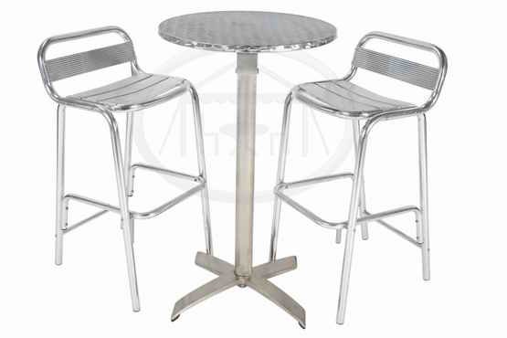 Chrome Bar Table Hire 11m Tall Party Bar Tables For  : bar table and stools from www.walkershire.com.au size 555 x 370 jpeg 15kB