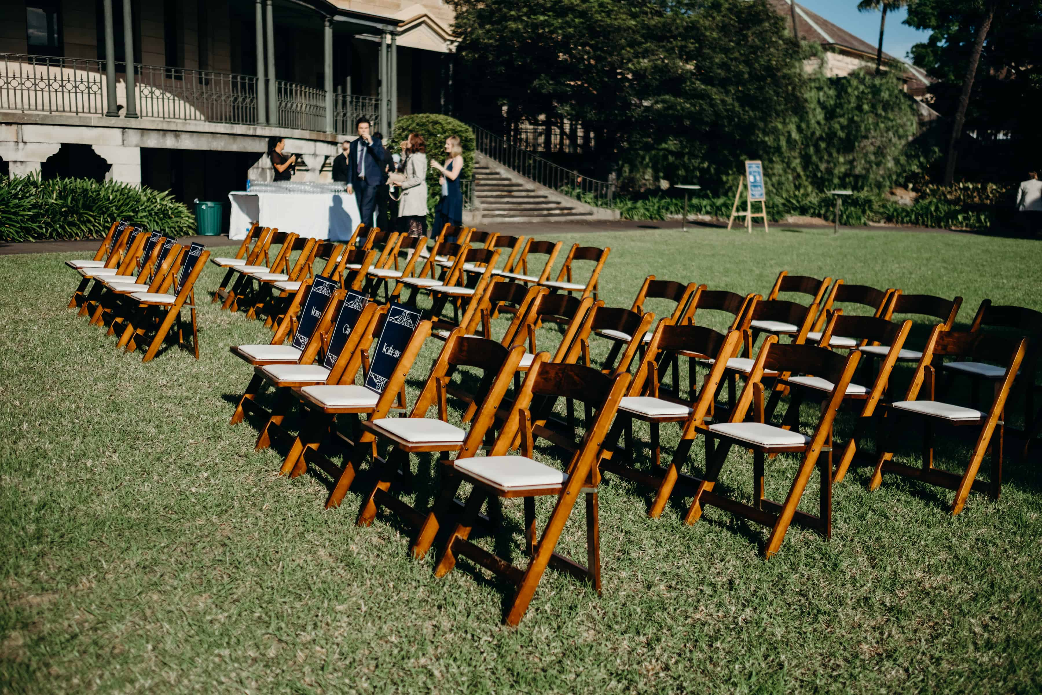Folding Walnut Chair Chairs For Hire Walkers Hire