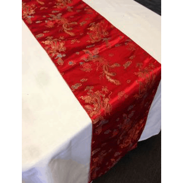 Asian Table Runner