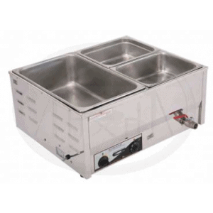 Bain Marie with Inter-changeable Trays