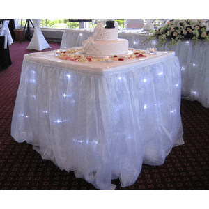 Cake Table Decorating
