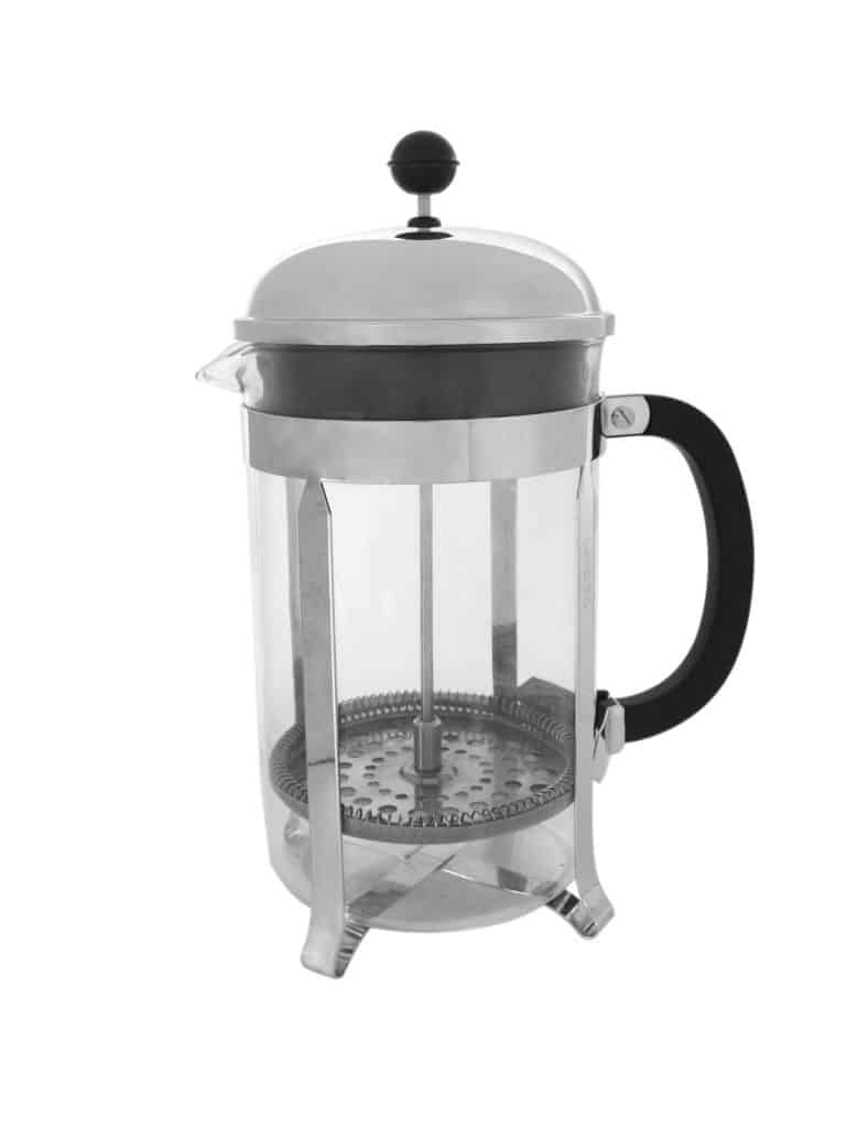 Coffee Plunger Stainless Steel Hire For Events And Occasions