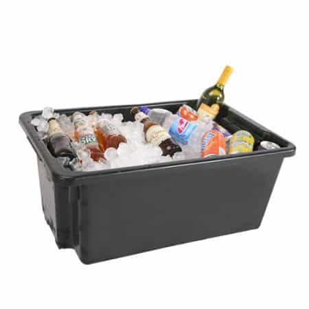 Black Ice tub for drinks