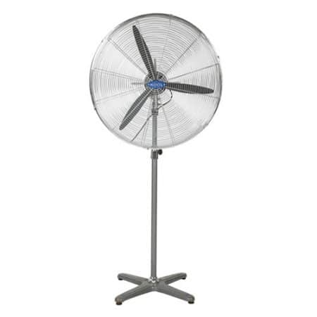 Industrial stainless steel fan