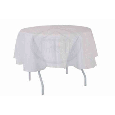 Table Cloth 2.27m Round