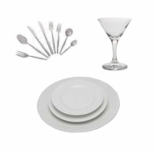China and Cutlery