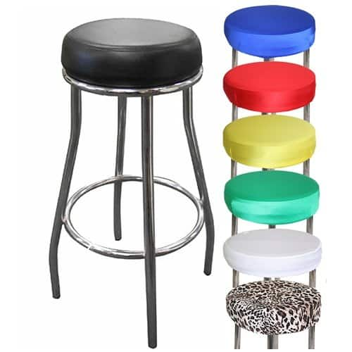 Padded Bar Stool Covers