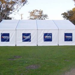 Telstra Marquee at Wagga