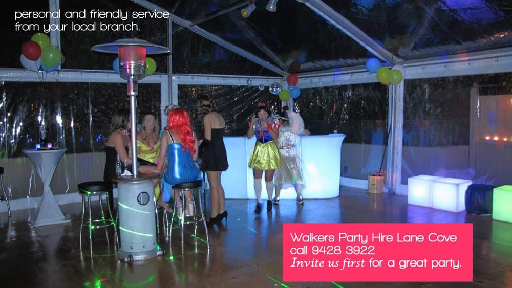 Walkers Party Hire - North Shore