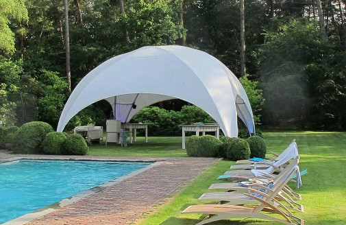 Dome or Wow marquee