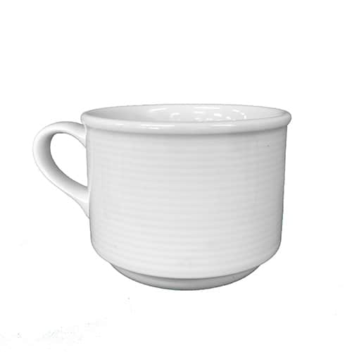 Aura Collection White Cup
