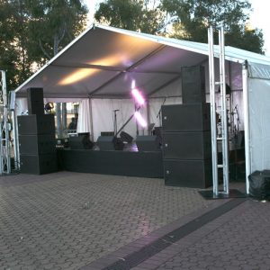 Stage Hire