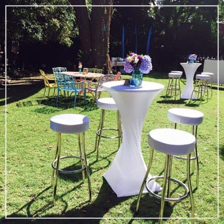 Chair Covers, Chair Sashes and Furniture Covers Hire