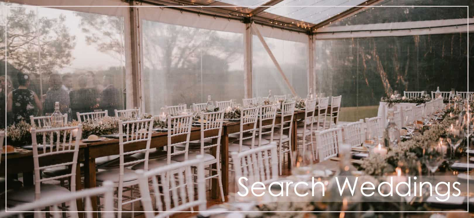 Hanging Garden - Search Weddings